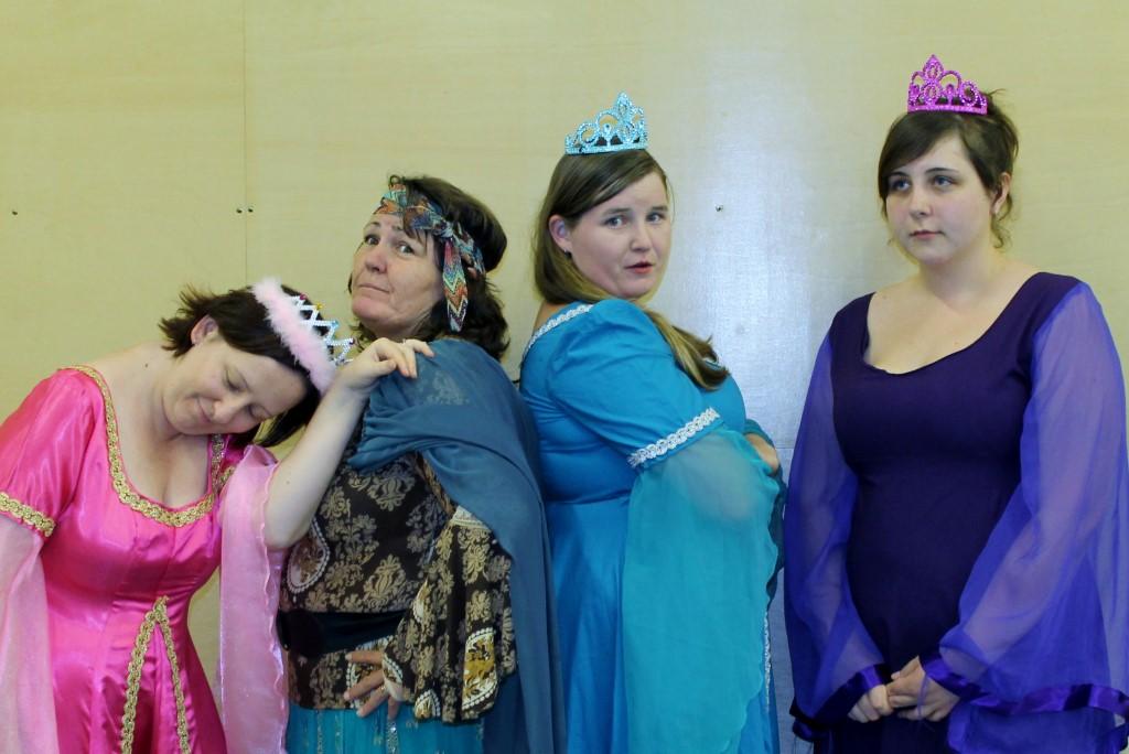 entertainment-princessses